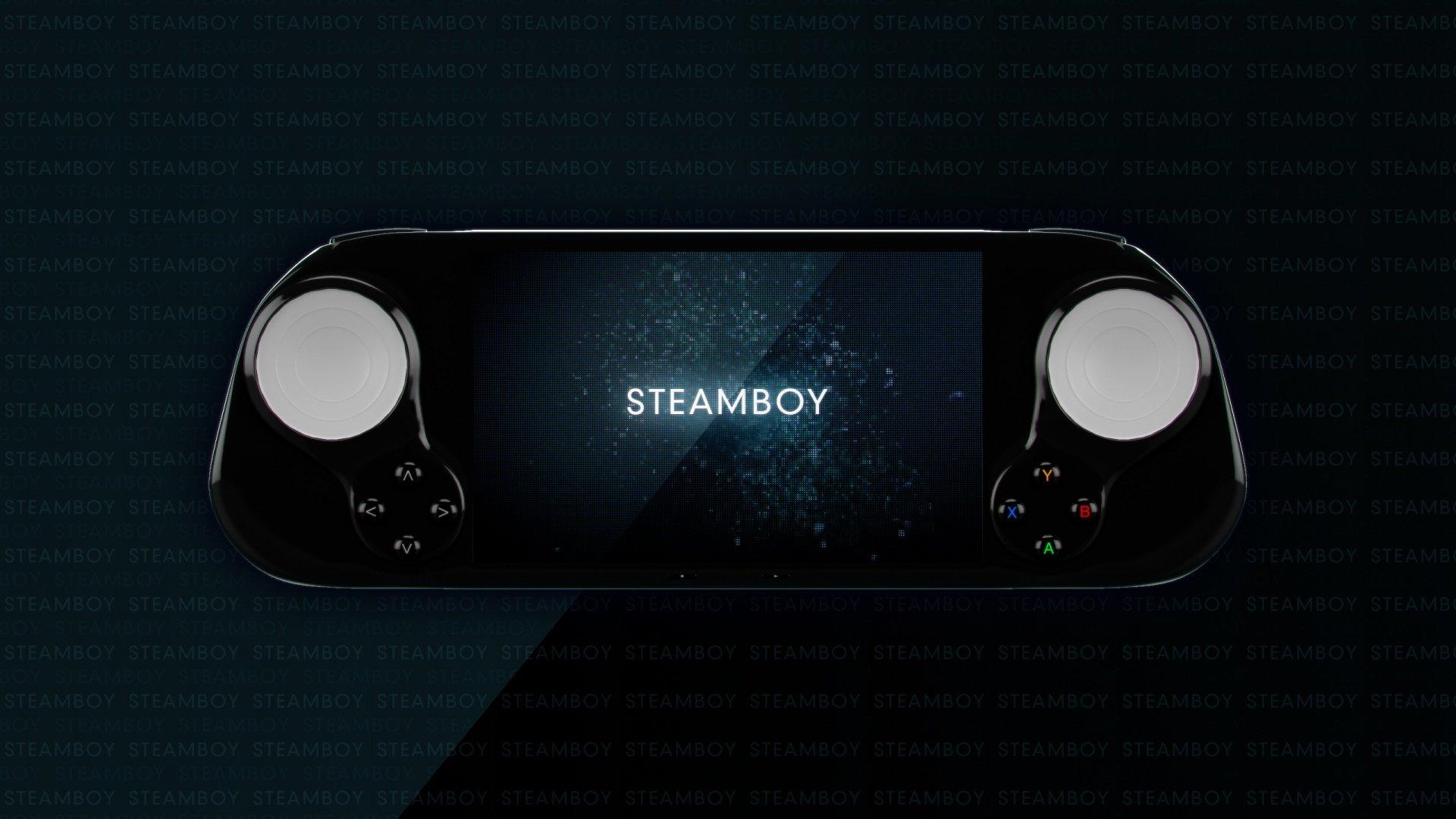 steamboy steam machine