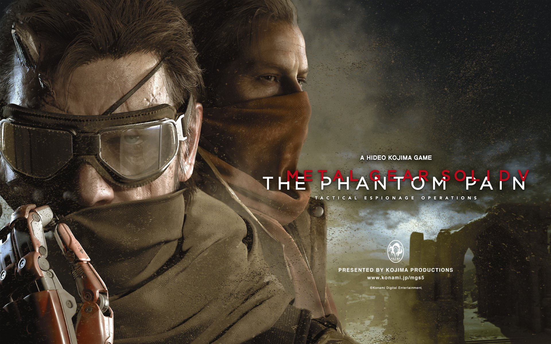 [PC] Metal Gear Solid 5: The Phantom Pain [Action|2015]