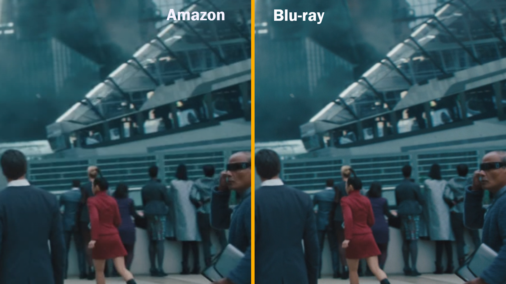 bluray vs streaming � which has the best quality