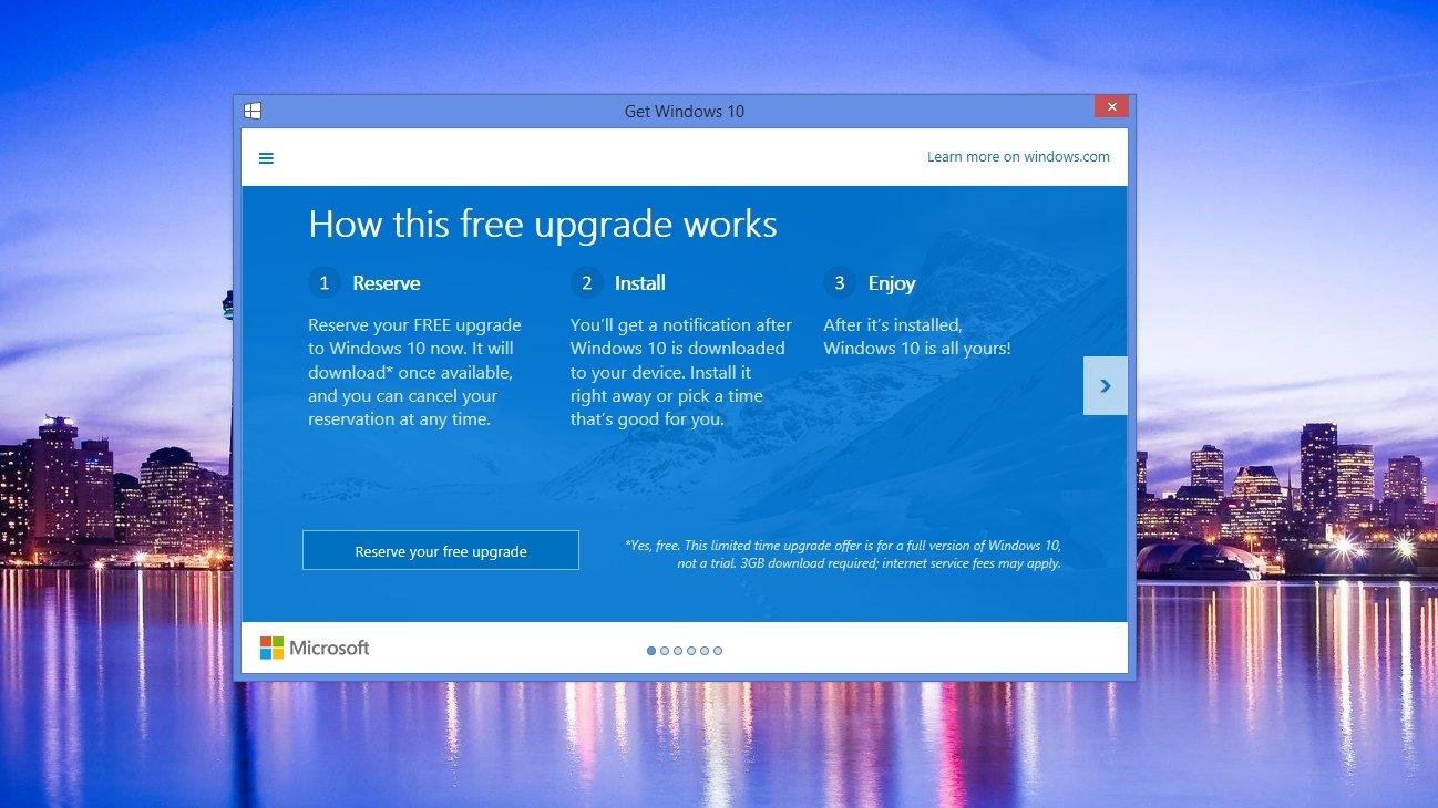 windows 10 upgrade download manually