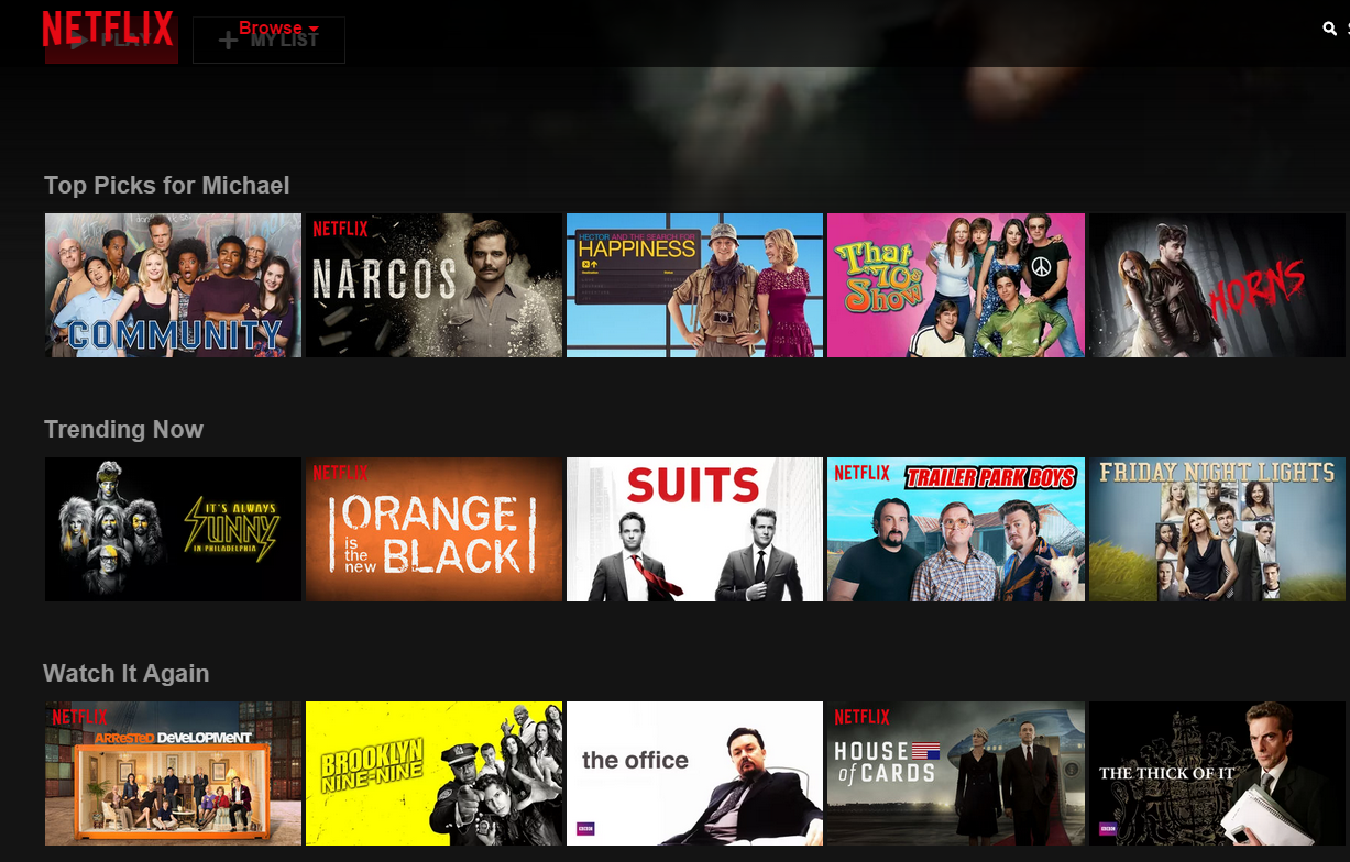 Best movie streaming service 2015 video rental buying - Home shows on netflix ...
