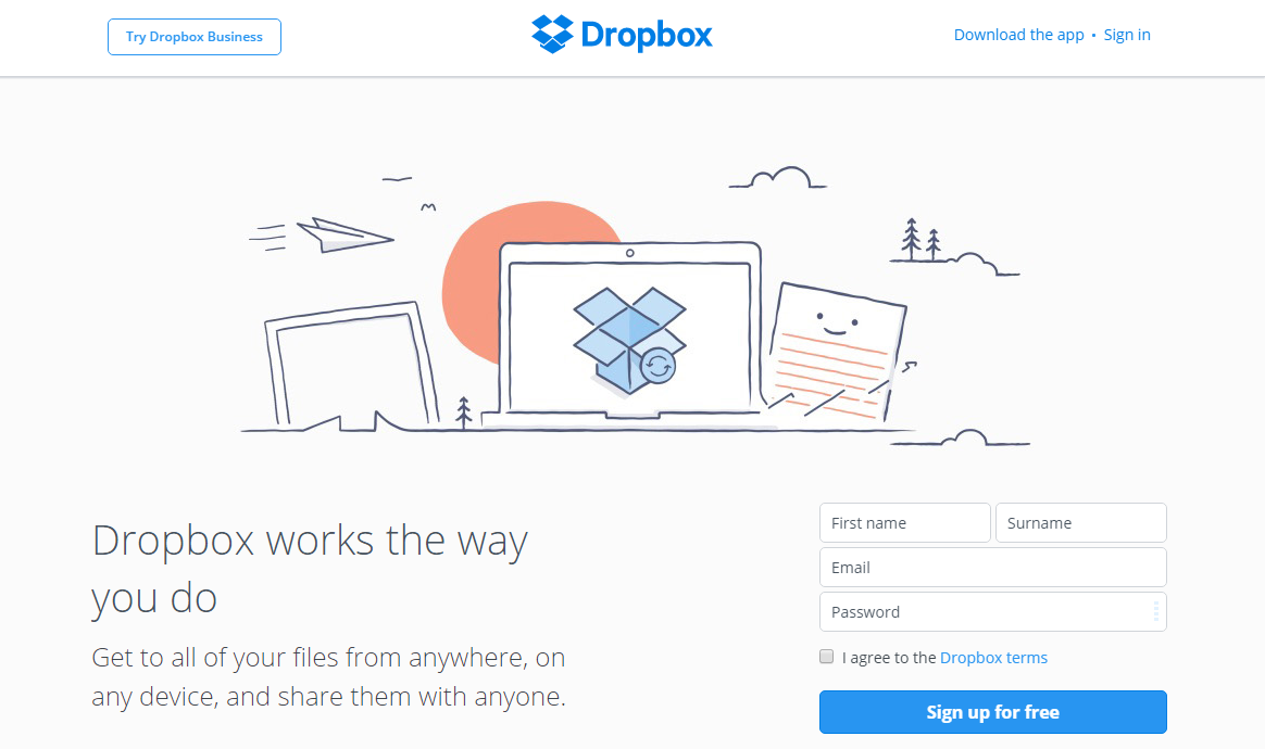 Google cloud storage free - While Dropbox Lets You Use Up To 16gb Of Free Storage This Has To Be Earned By Inviting Other People With Referral Links At 500mb A Pop Which Isn T Really