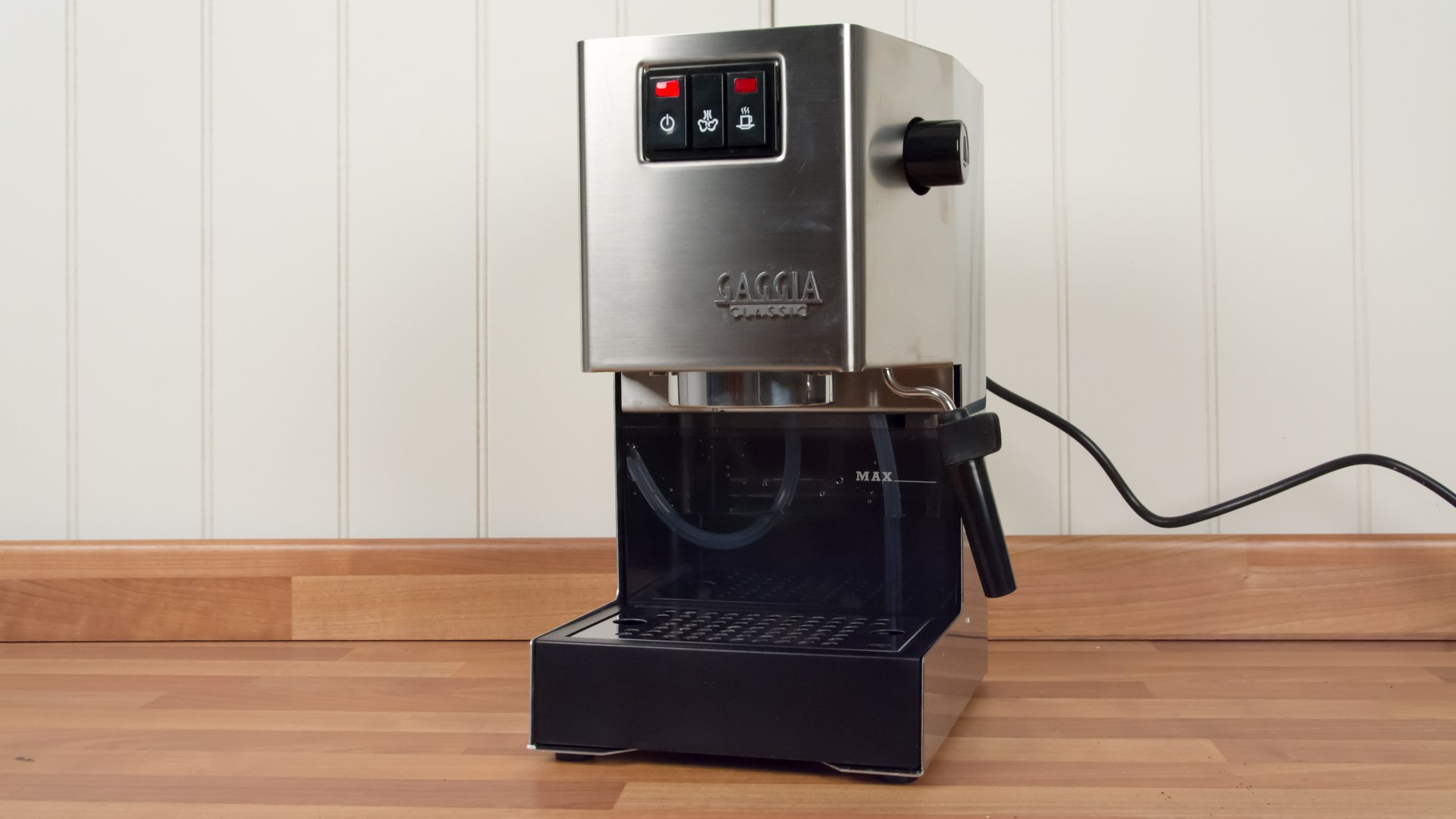 Electronic Classic Gaggia Coffee Machine gaggia classic review 2015 expert reviews