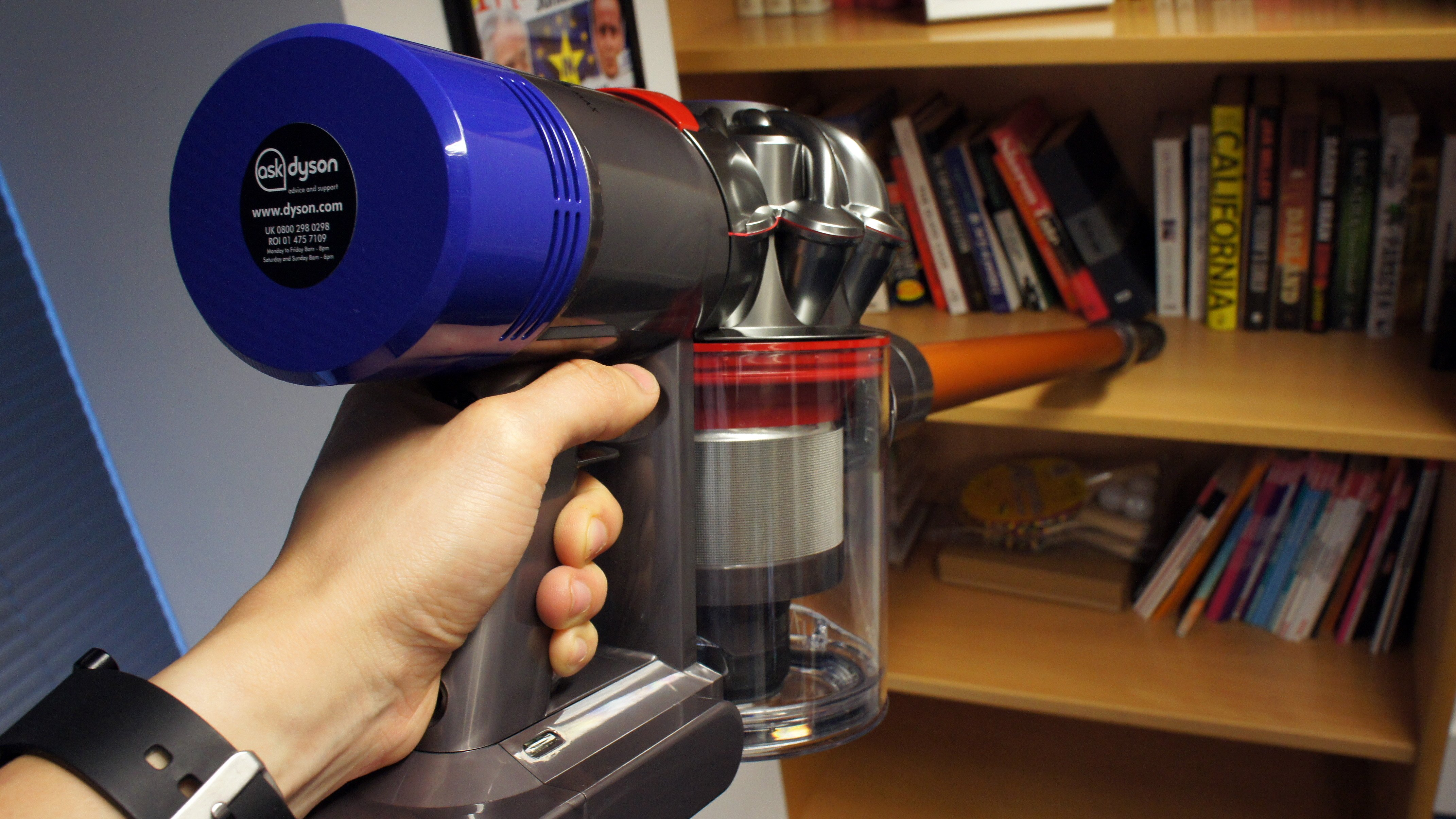 Dyson V8 Absolute Review Still The Best Cordless Vacuum