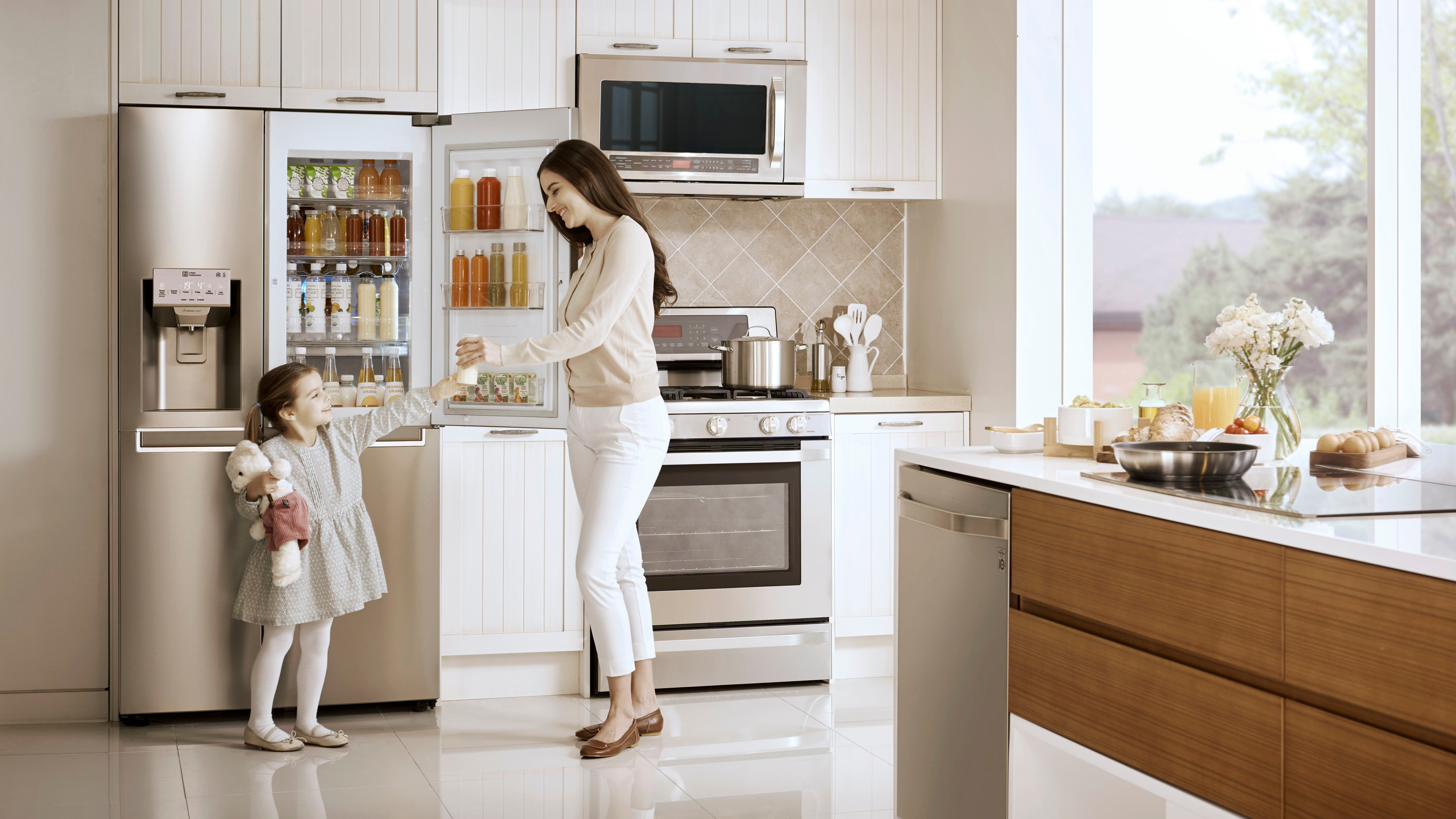 First ever 20 year warranty on a fridge with lg centum Kitchen appliance reviews uk