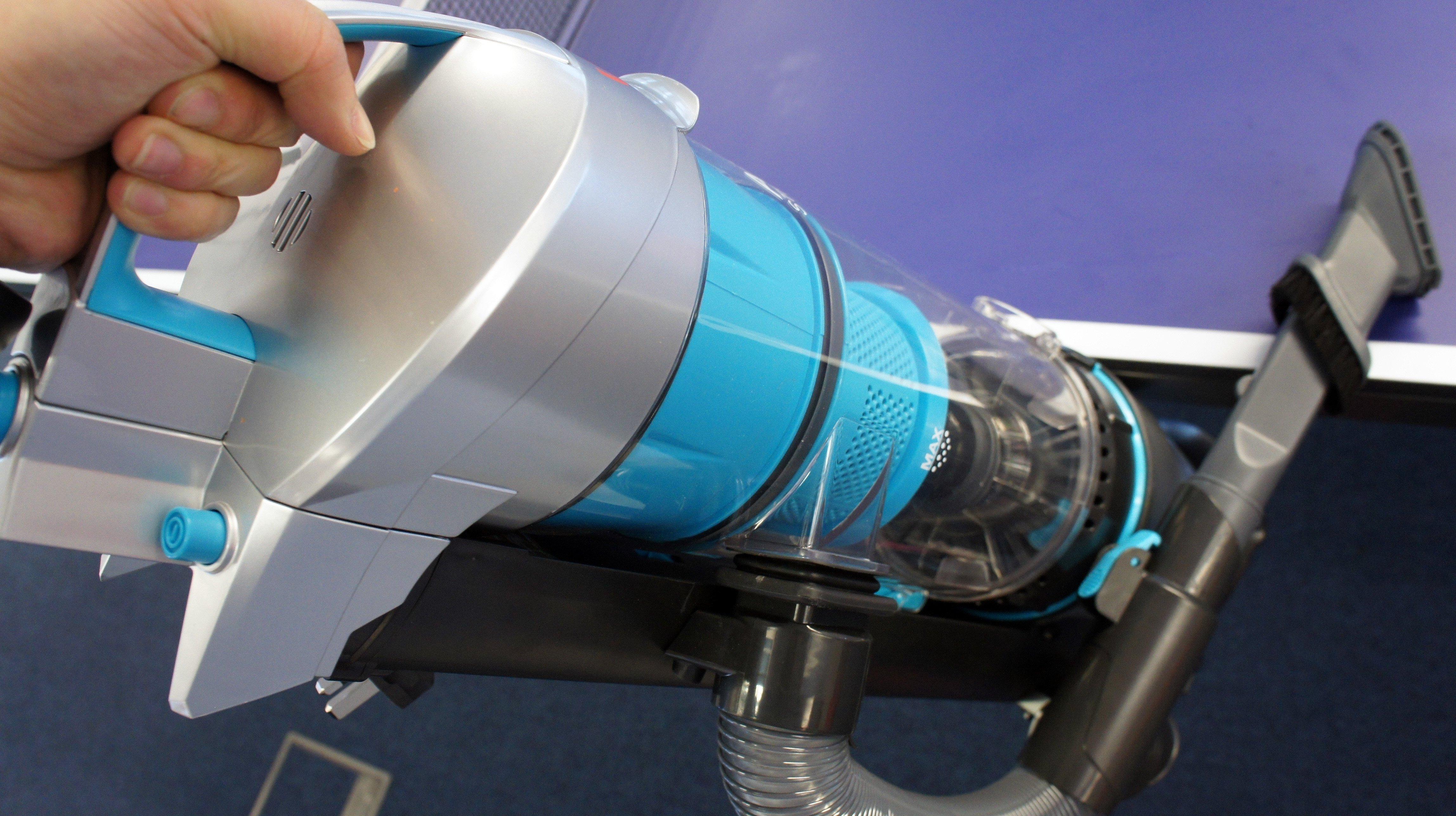vax air lift steerable pet handheld