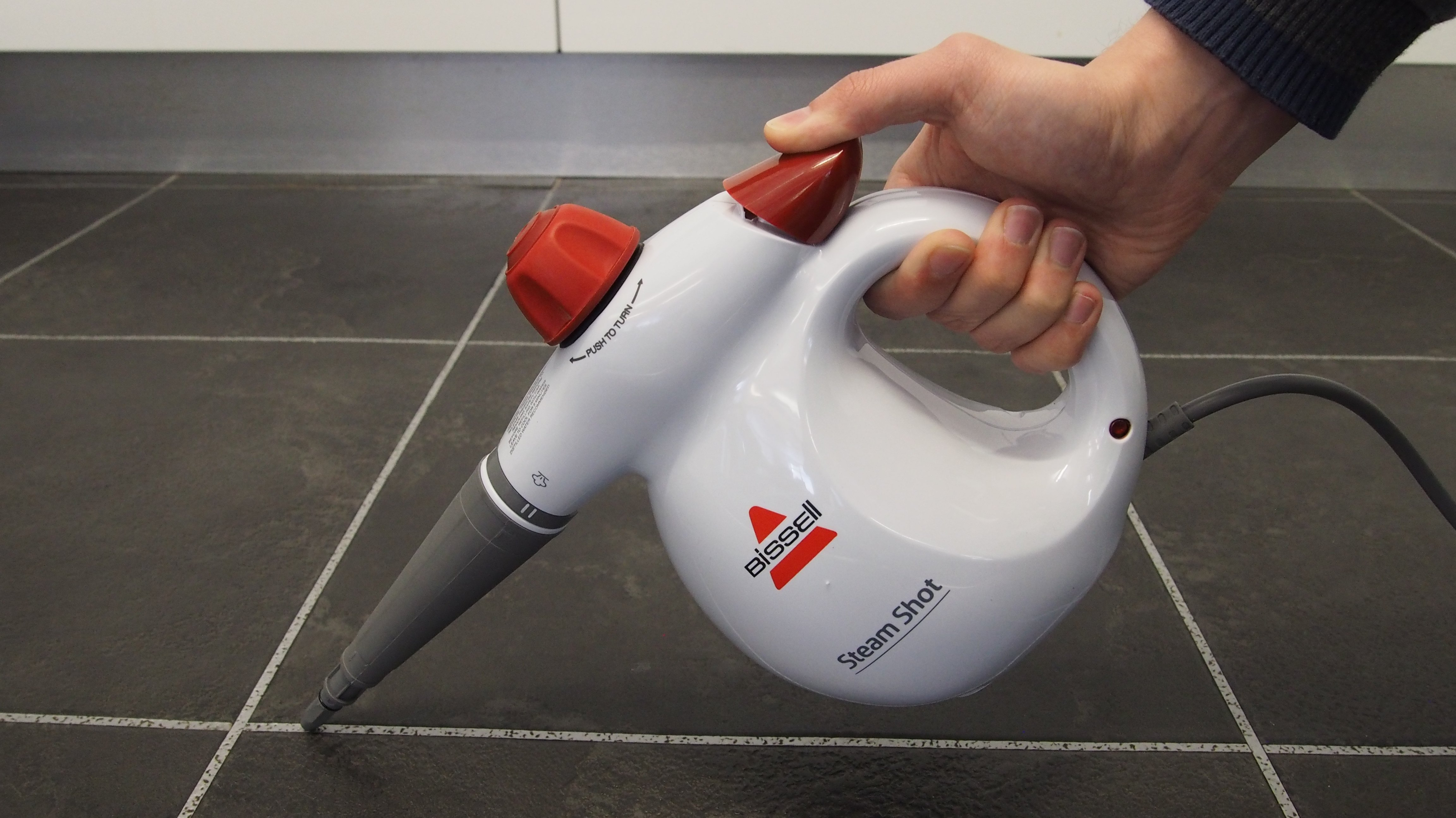 Bissell Steam Shot Review A Flexible Cleaner For Just 163