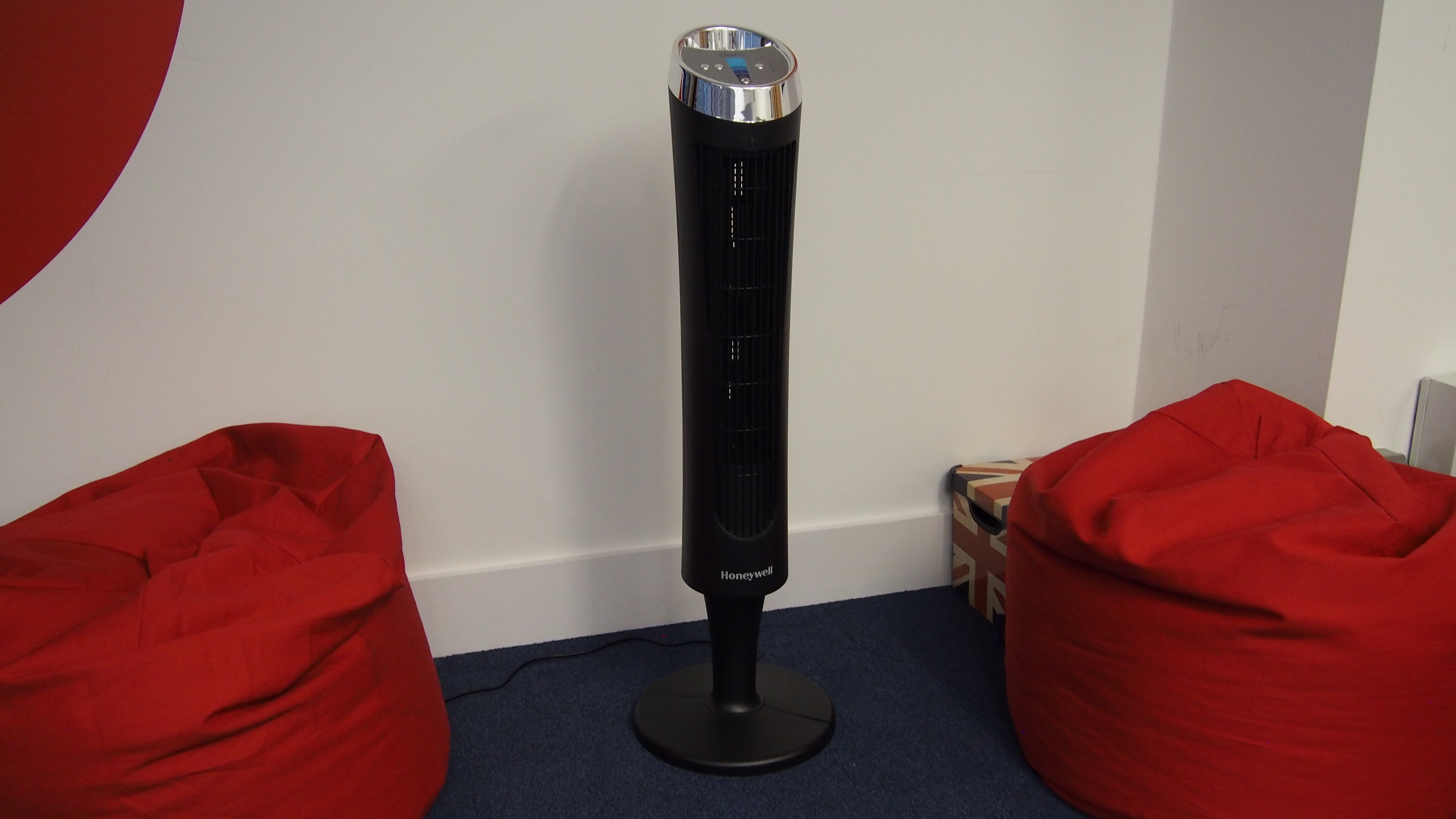 Honeywell Hy254e Quietset Tower Fan Review Lives Up To