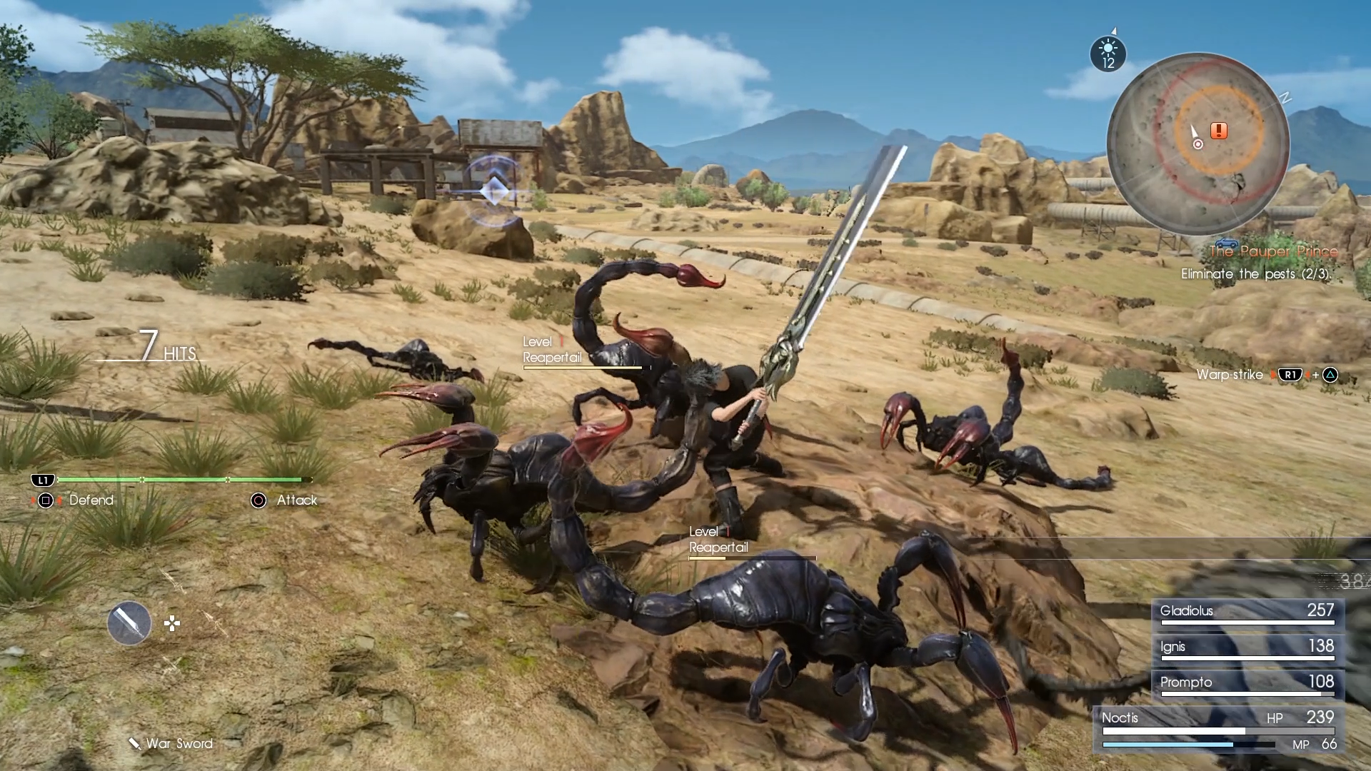 Final Fantasy XV review: Hands-on, release date and trailers ...