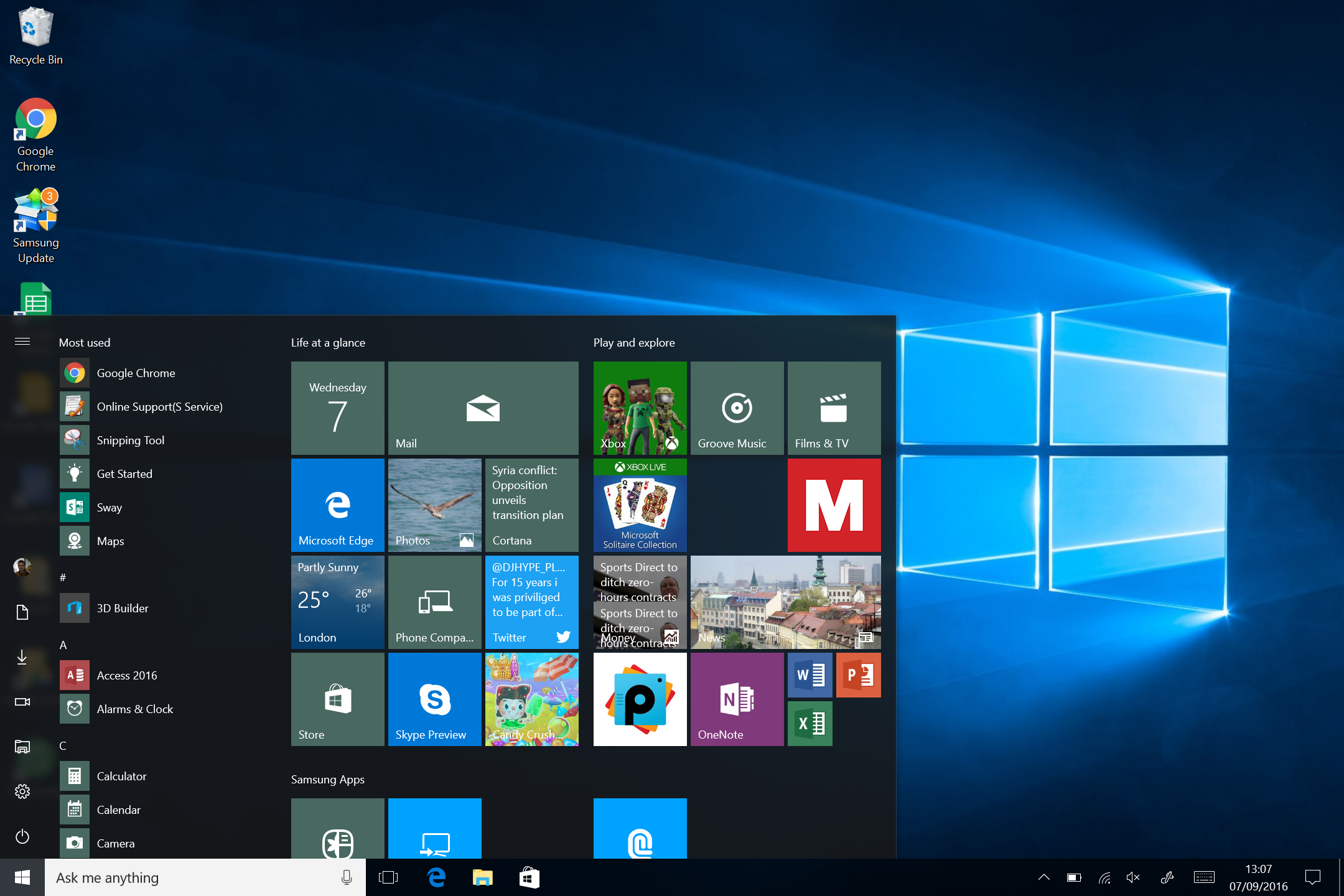 Windows 10 upgrade: Should I upgrade to Windows 10? Our ... Desktop Mode