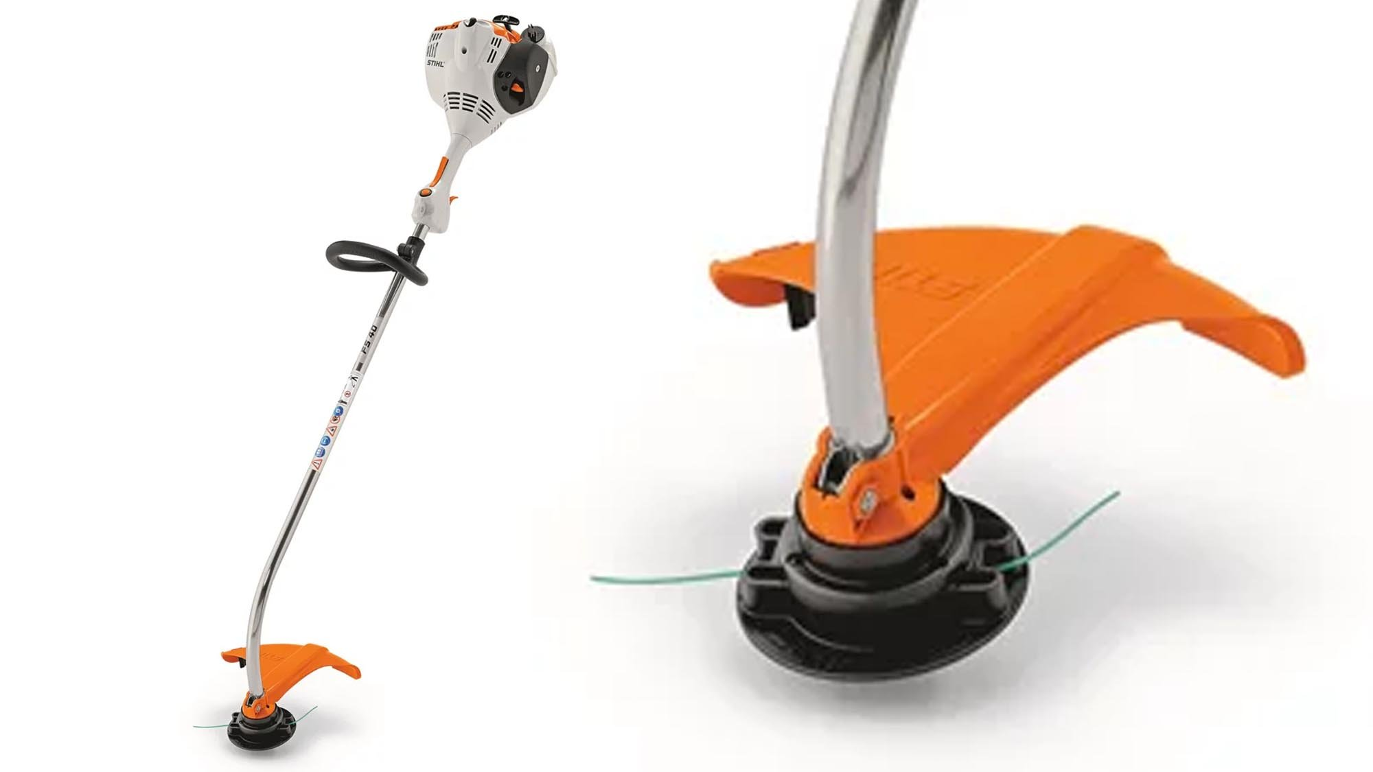 Best grass trimmer the best electric cordless and petrol trimmers some gardens need a petrol trimmer and the stihl fs40 is a good affordable example from one of the biggest names in the business keyboard keysfo