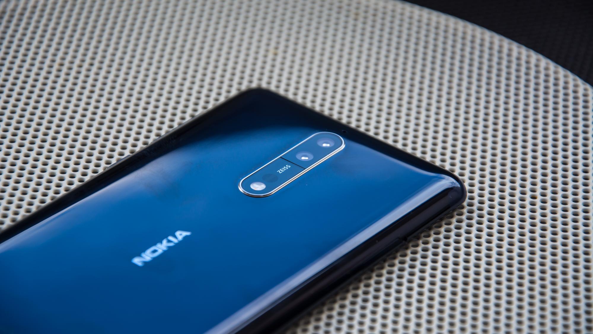 Meet Nokia 8: A Phone Made For Livestreaming