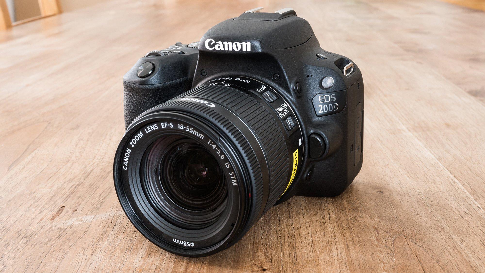 Canon Eos 200d Review A Solid Budget Dslr Expert Reviews