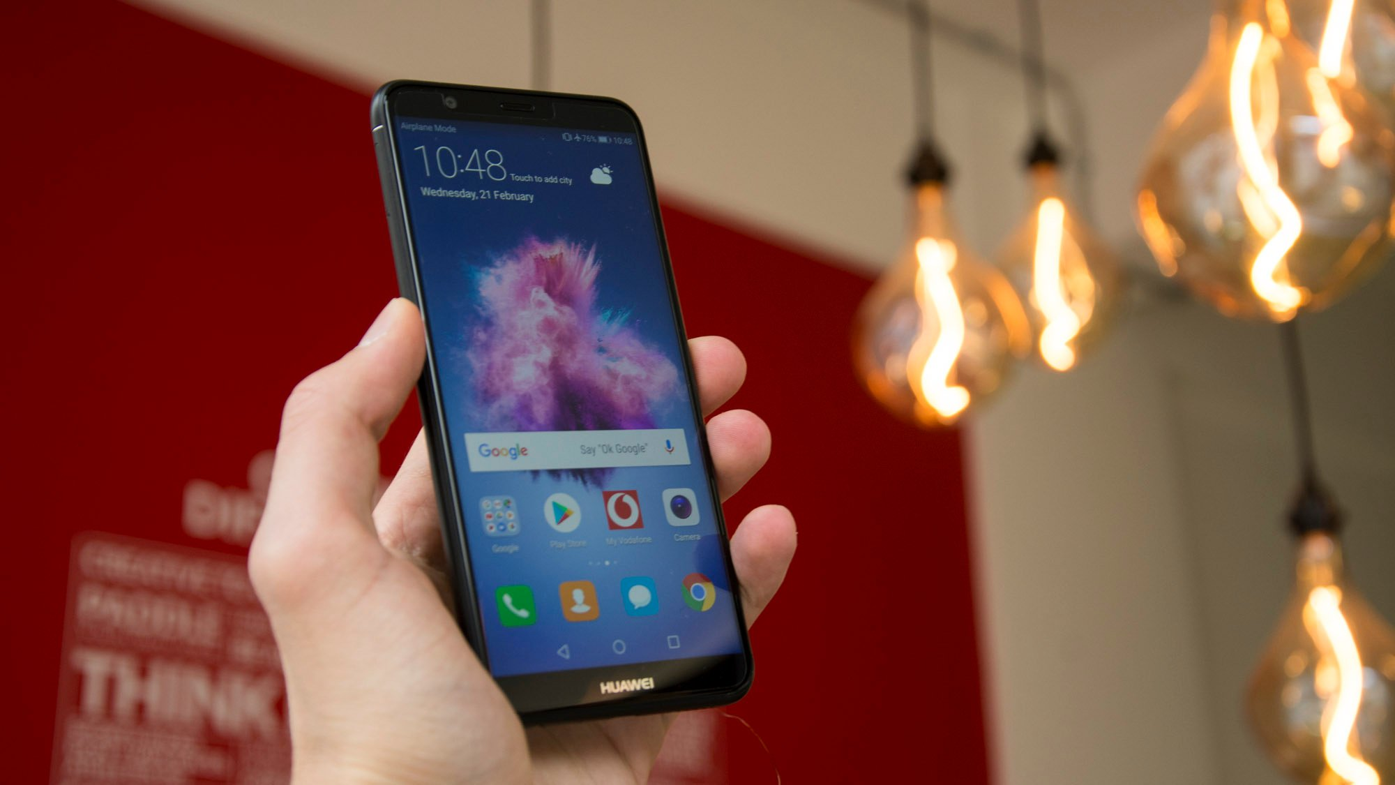 Best Tablets Huawei P Smart Review Price Cuts Makes The P Smart A