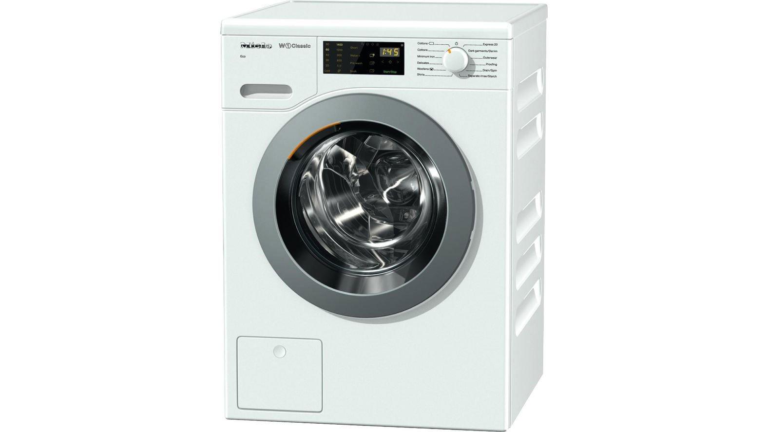 biggest capacity washing machine