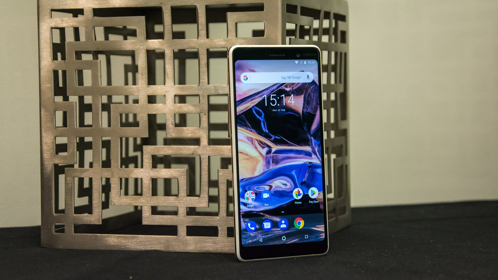 Meet Nokia 8 Sirocco: an Ultra-Compact Powerhouse for the Fans