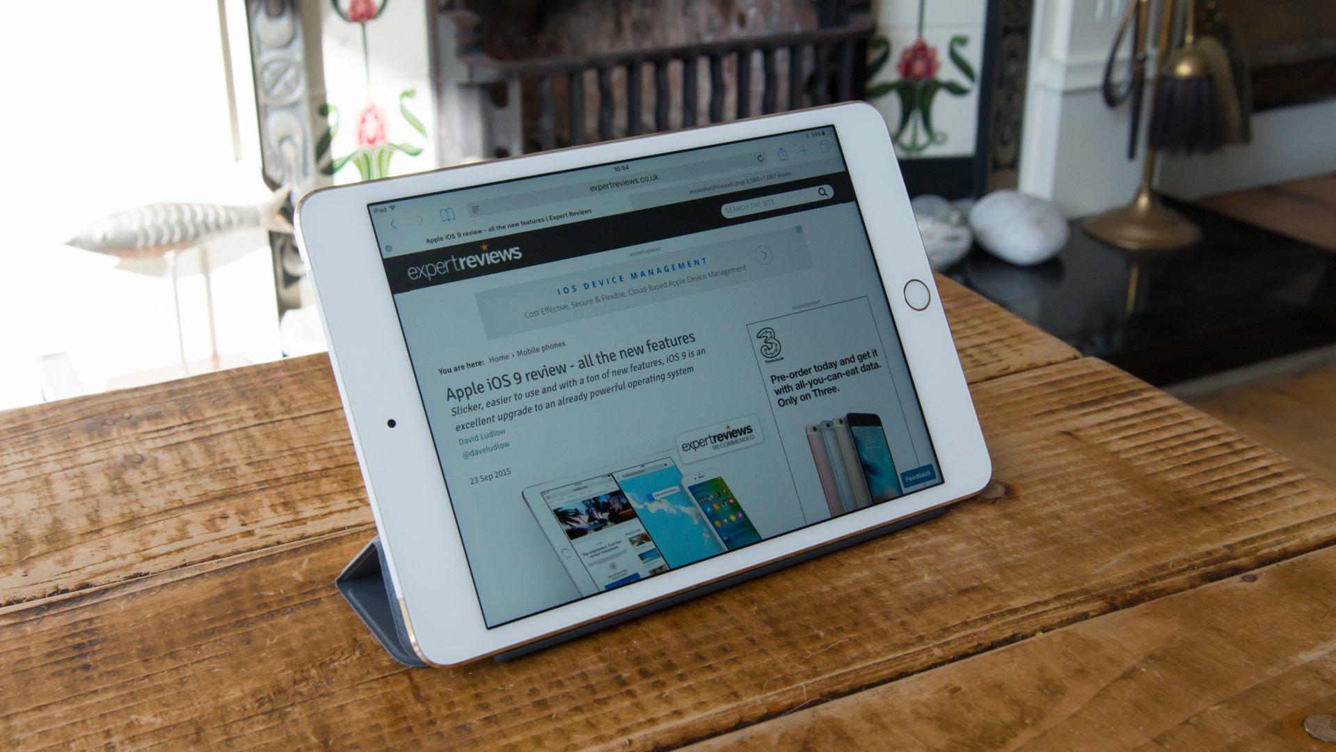 Apple will not merge Mac and iPad