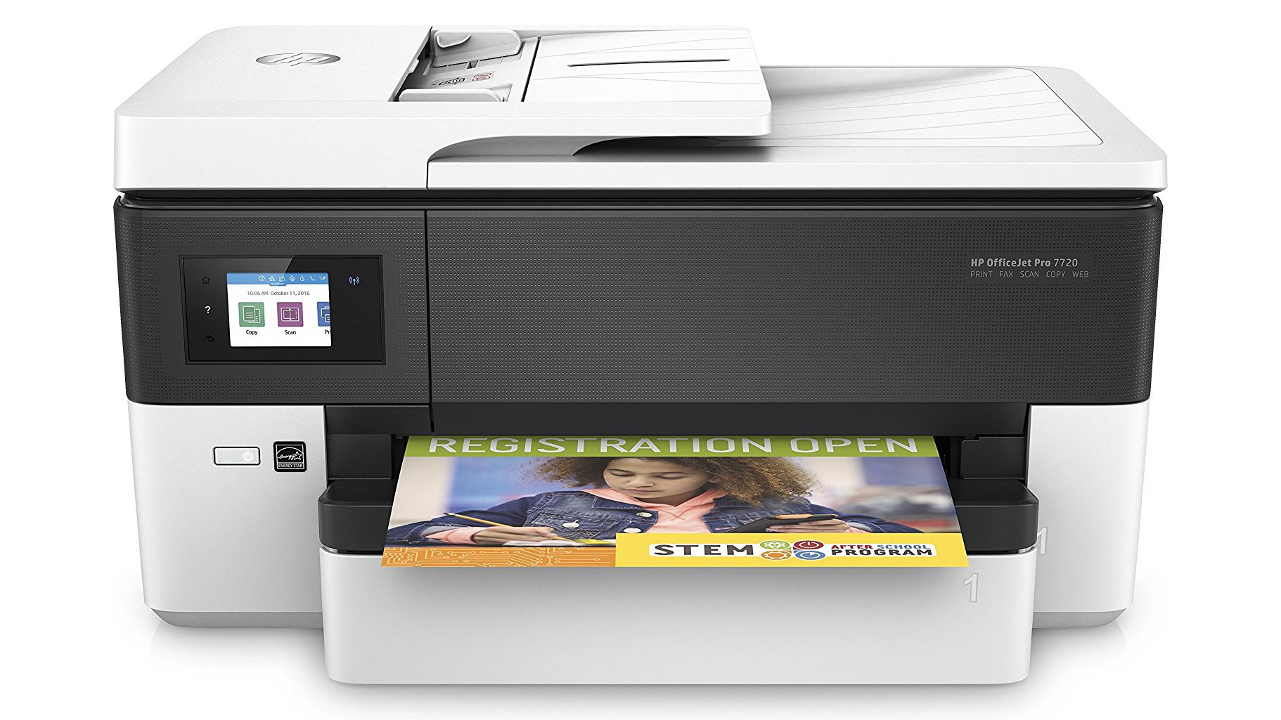 Best printer 2018 the best inkjet and laser printers for office or hp officejet pro 7720 review m4hsunfo
