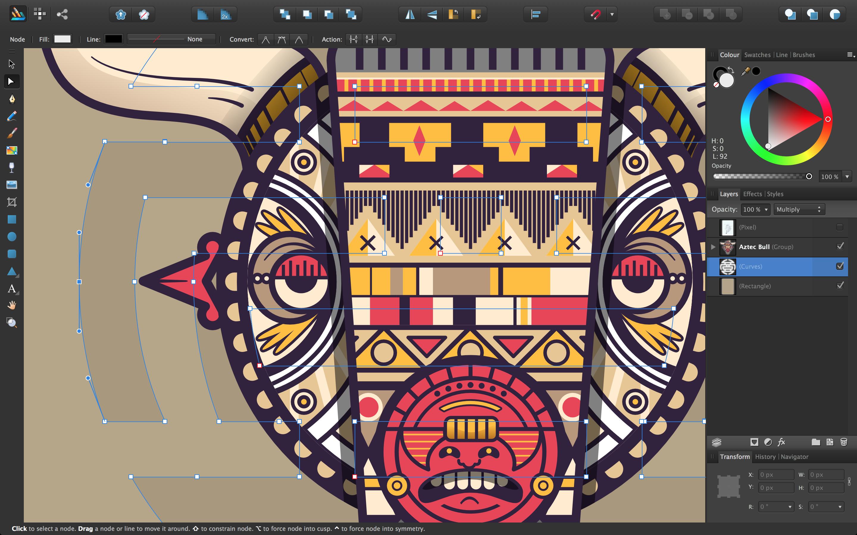 Serif Affinity Designer revealed as Adobe Illustrator rival, free ...