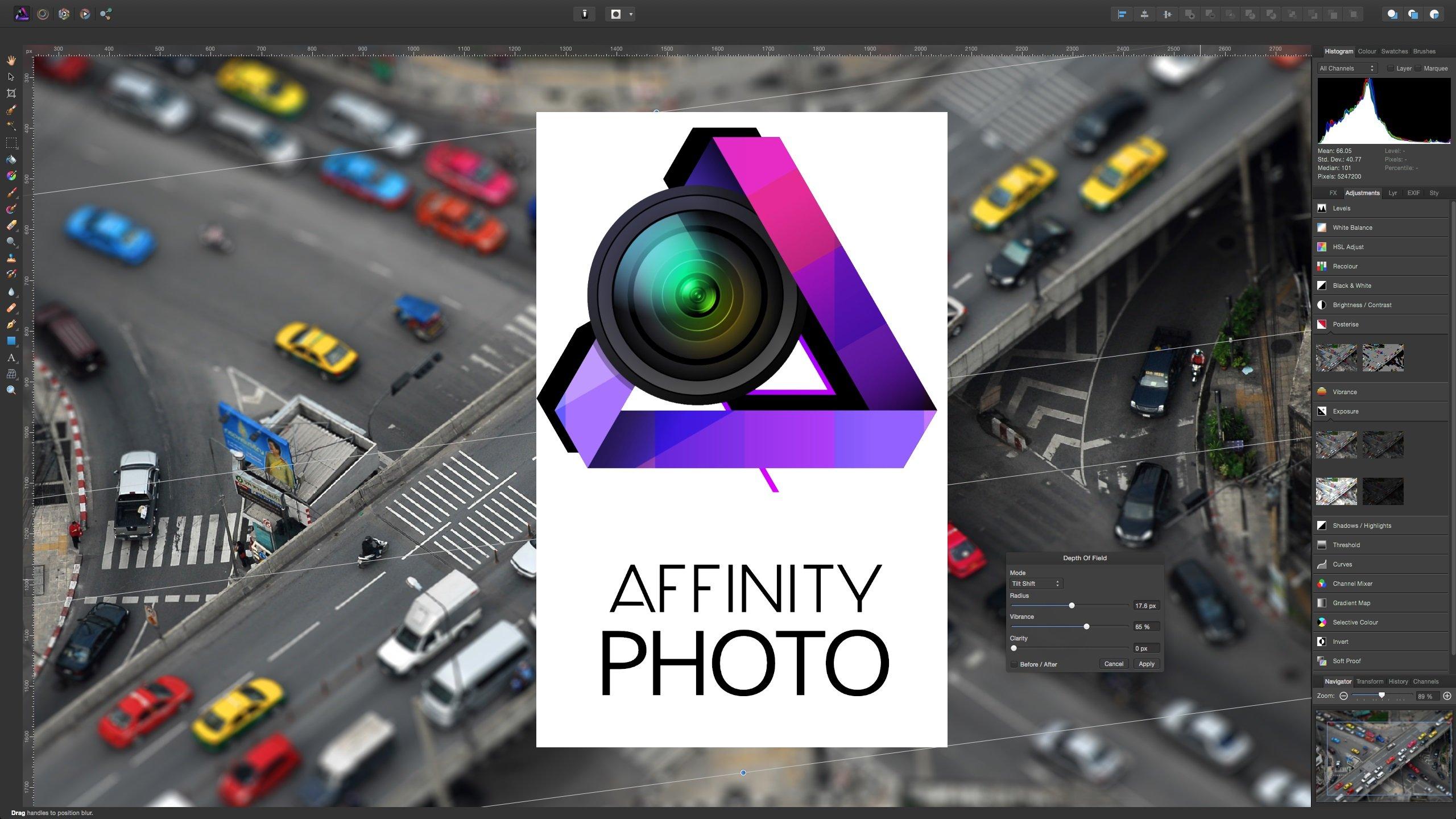 Affinity Photo Gutschein