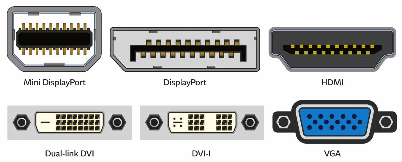 hdmi vs displayport gaming 1440p vs 1080p