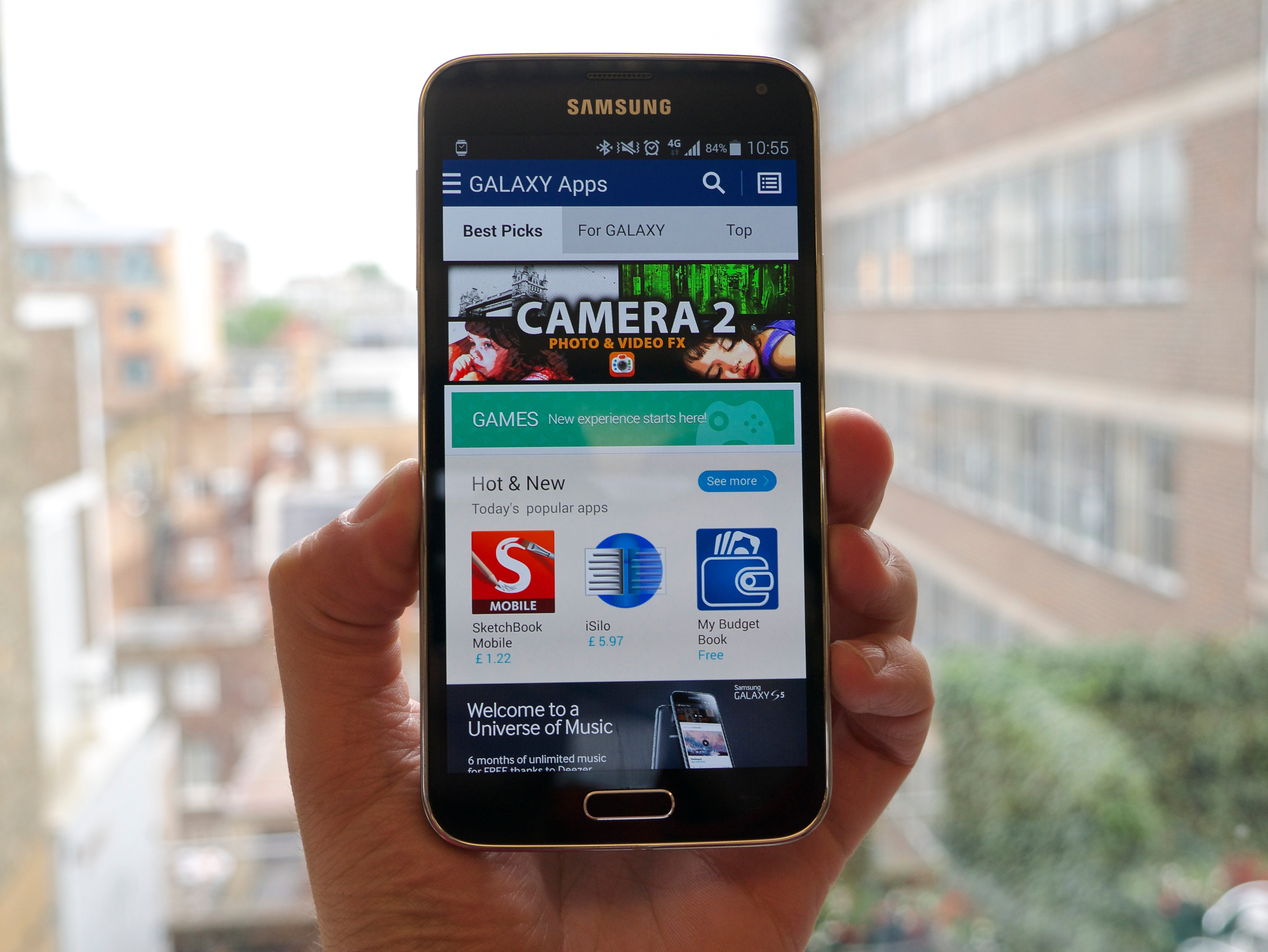app store android samsung