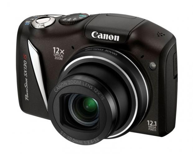 Canon PowerShot SX130 IS