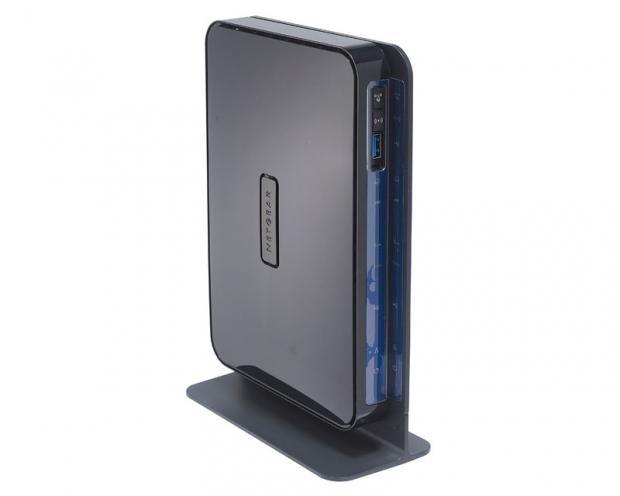 Netgear N600 Wireless Dual Band Gigabit ADSL2+ Modem Router