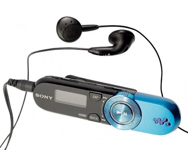 Sony Walkman NWZ-B162