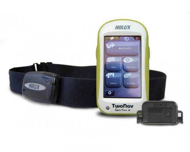 Holux TwoNav Sportiva Plus kit