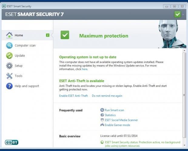 Eset Smart Security 7
