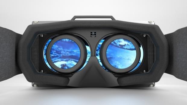 oculus rift inside view