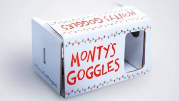 John Lewis Monty's Goggles