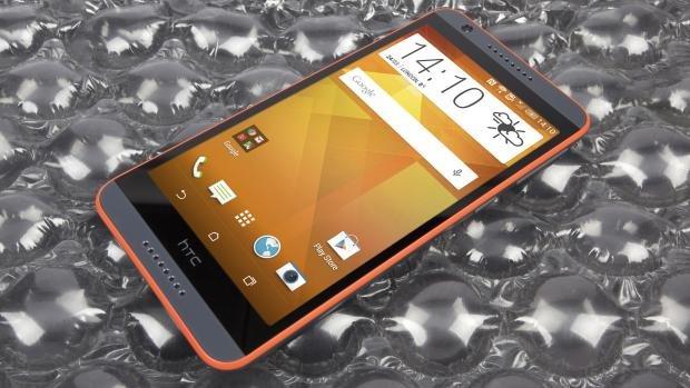 HTC Desire 820 header
