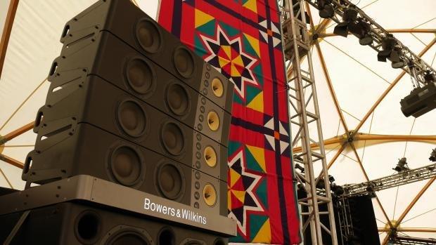 B&W Sound System 1