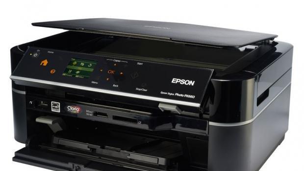 Epson Stylus Photo PX660