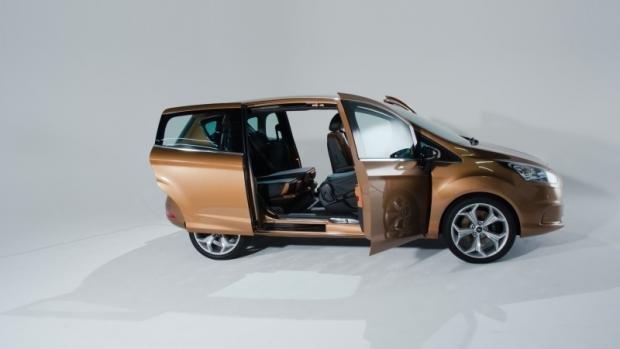 Ford B-Max side