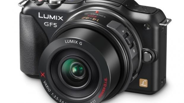 Panasonic Lumix DMC-GF5