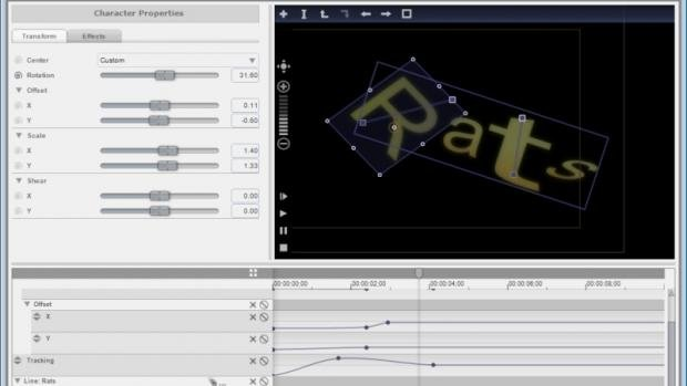 Sony Vegas Pro 12 Edit - Text Animation