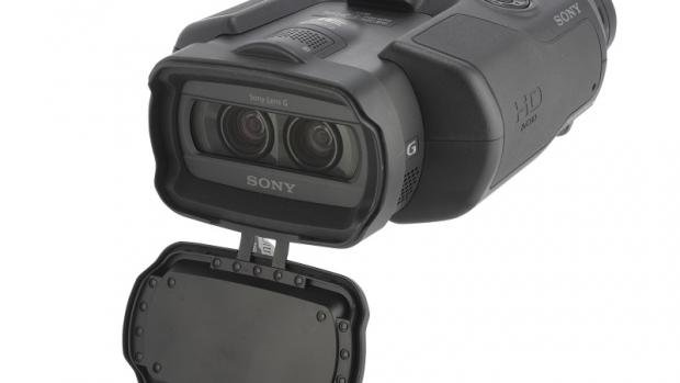 Sony Recording Binoculars Sony Dev-5 3d Recording