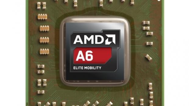 AMD Temash APU