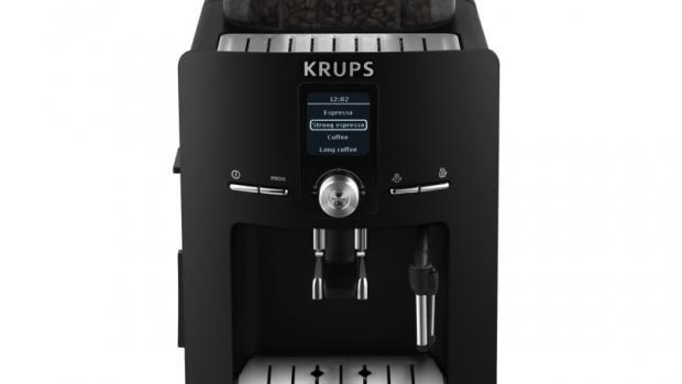 Krups Coffee Maker Km740d50 Reviews : Krups EA8258 review Expert Reviews