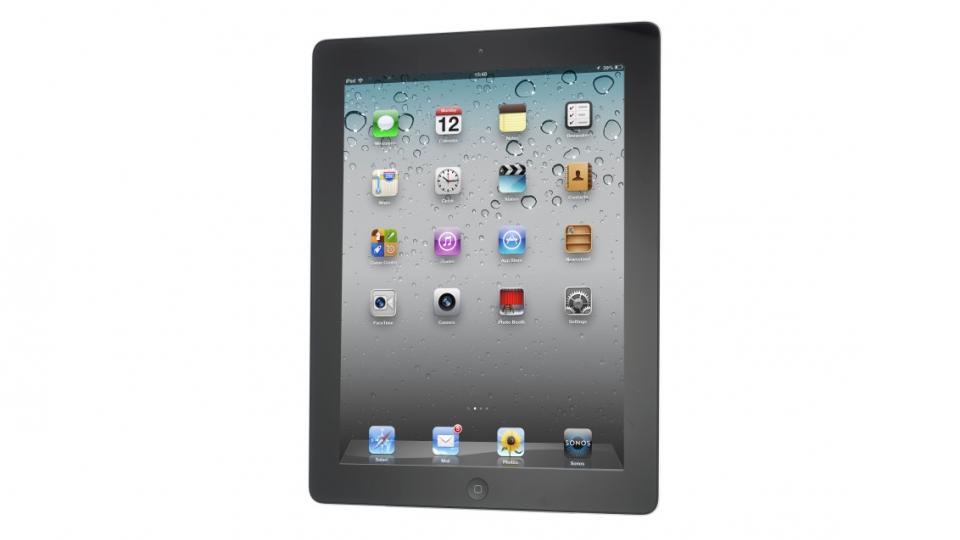Apple iPad 4 header