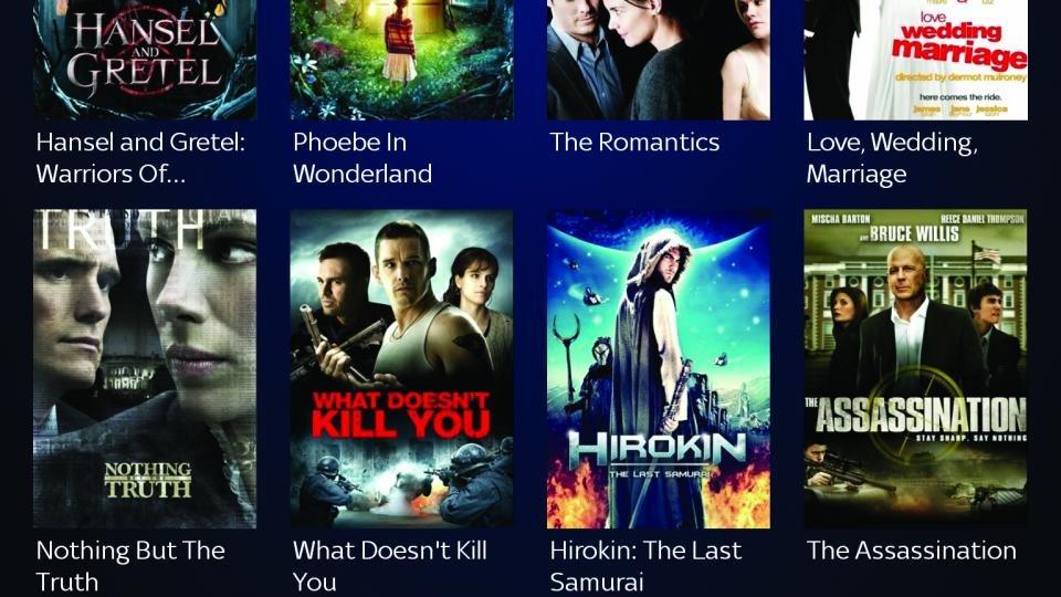 Watch Just Married Movie Online 720p