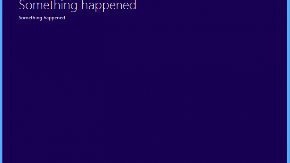 How to clean install windows 10 and create boot media refresh your something happened windows 10 ccuart Gallery