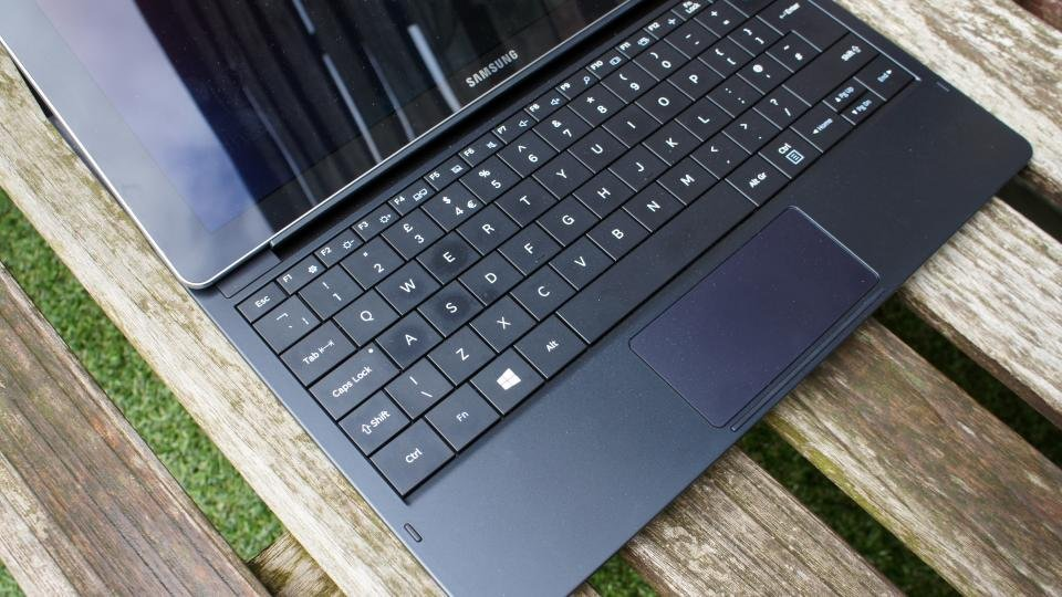 Samsung Galaxy TabPro S keyboard