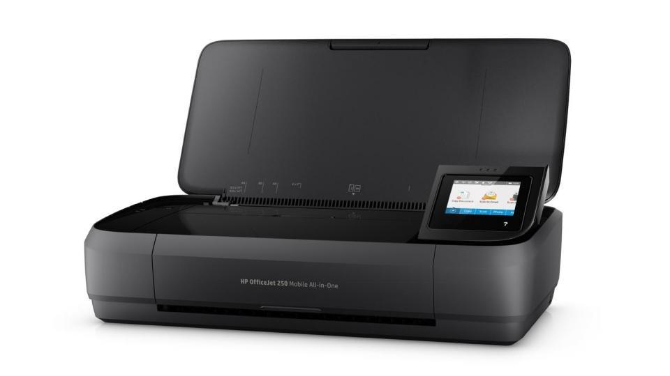 Hp officejet 250 review a truly portable multi function - Best document scanner for home office ...