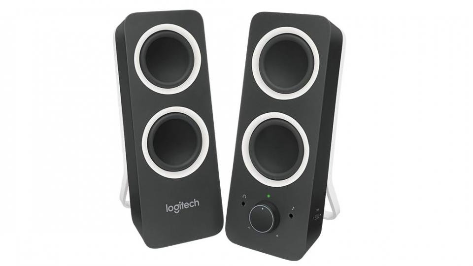 Logitech Z200: The best budget PC speakers