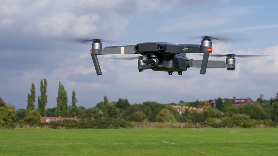 DJI Mavic Pro The Best Camera Drone Bar None