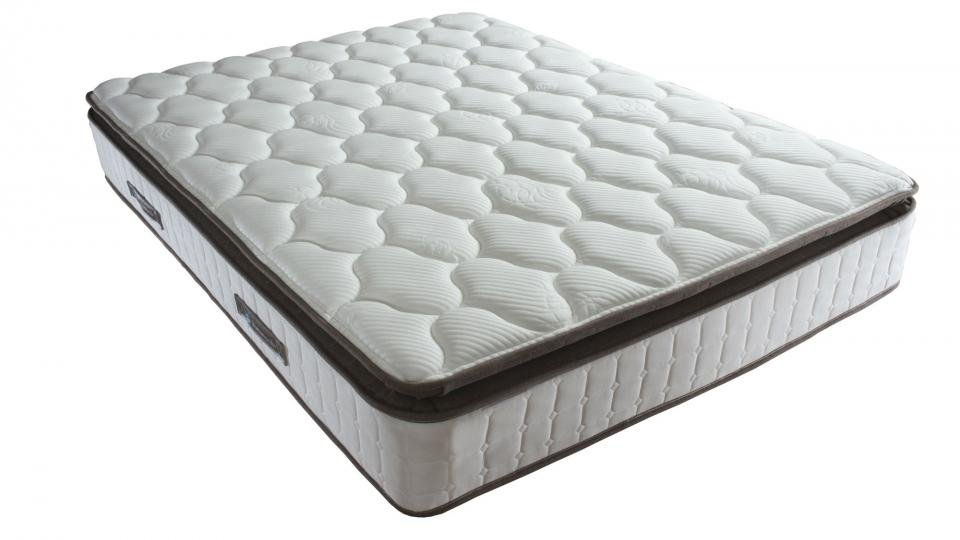 review inch pocket mattress swiss coil sleep spring contour orthopedic ortho